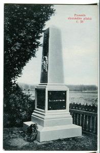 Česká Skalice, Náchod. Pomník prusko - rakouská válka 1