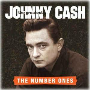 JOHNNY CASH - The Greatest: The Number Ones CD 2011