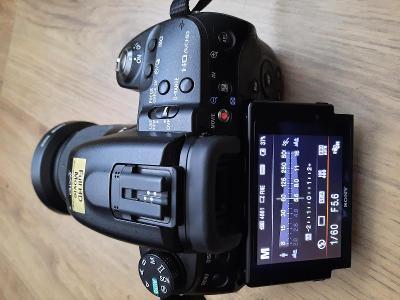 SONY alpha A580 16Mpx