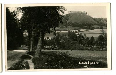 Hrad Lanšperk, Dolní Dobrouč, Ústí nad Orlicí