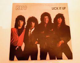 LP-Kiss lick it up