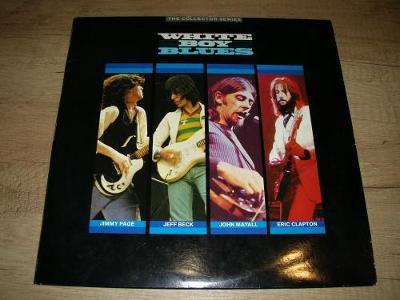 JIMI PAGE - White Boy Blues (1985) 2xLP ,1.Press UK ,TOP STAV!!!