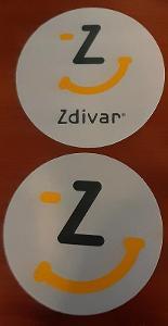 Zdivar  - Zdiby- 2ks