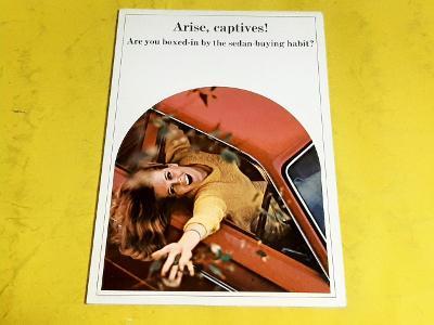 --- Dodge Convertible 1966 --------------------------------------- USA