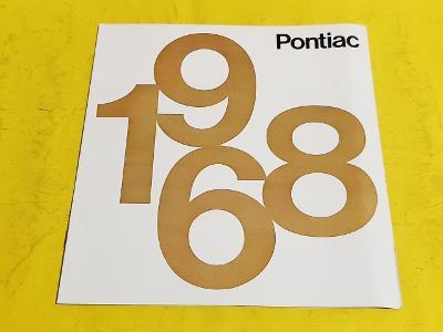 --- Pontiac 1968 ------------------------------------------------- USA