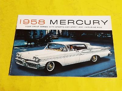 --- Mercury 1958 ------------------------------------------------- USA
