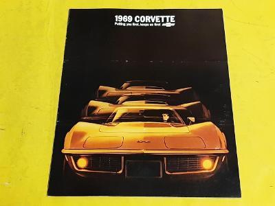 --- Chevrolet Corvette (1969) ------------------------------------ USA