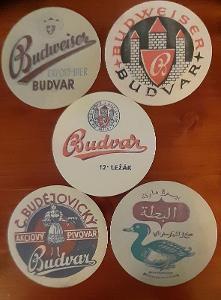 Budvar 120 let /1895 - 2015/ - 5ks