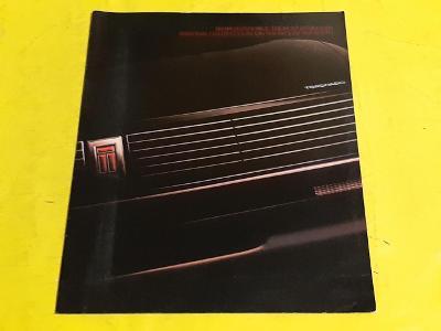 --- Oldsmobile Toronado (1986) ----------------------------------- USA