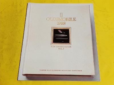 --- Oldsmobile Toronado / Ninety-Eight / Delta 88 / Cruiser (1988) USA