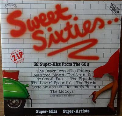 2LP- VA- SWEET SIXTIES (Best Of 60-s Hits)