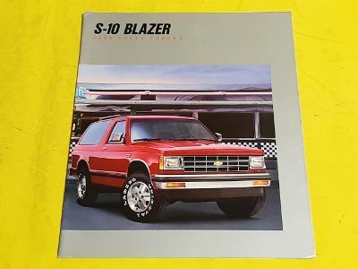--- Chevrolet S-10 Blazer (1988) --------------------------------- USA