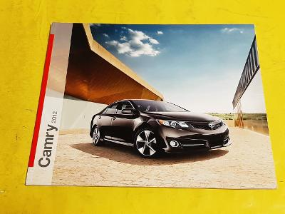 --- Toyota Camry (2012) ------------------------------------------ USA