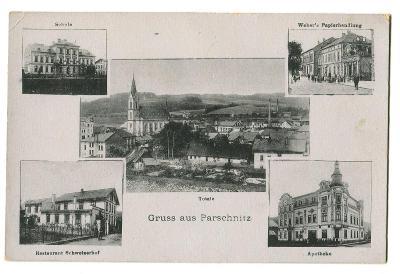 Poříčí, Parschnitz, Trutnov