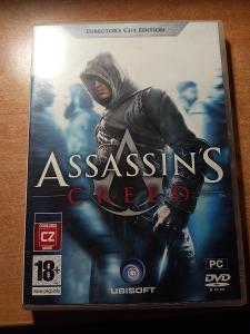 Assassins Creed 1 - Director´s Cut Edition (PC, DVD, 2007)