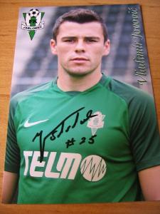 Vladimír Jovovič - Jablonec - orig. autogram