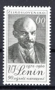 ČSSR II/1109 ; Lenin 9 kusů ( vyobrazen jeden)/19.44126
