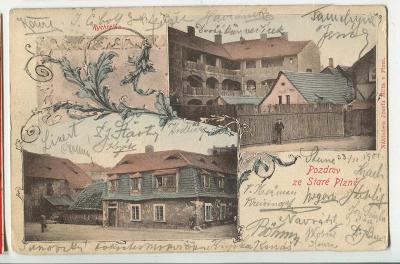Plzeň - Stará Plzeň - Rychtářka