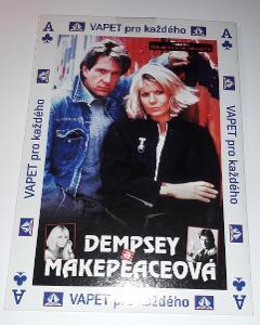 Dempsey a Makepeaceová pilotní film Ozbrojení a velmi nebezpeční