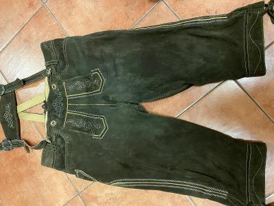 Tyrolské kalhoty