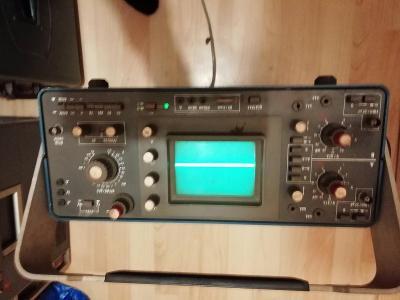 Osciloskop Tesla BM 556