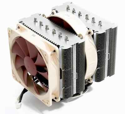 Noctua NH-D14 - extrémní chladič CPU socket AM3, AM3+, FM2
