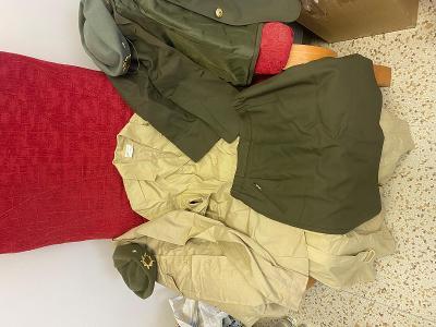 dámská uniforma AČR