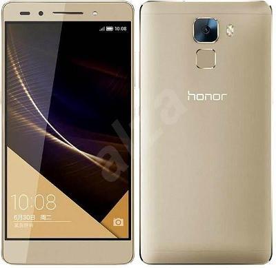 Mobilní telefon Honor 7 Premium Gold Dual SIM