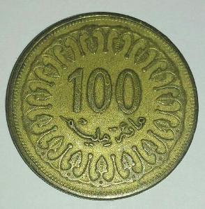 mince Tunis* 100 millim *1997/1418