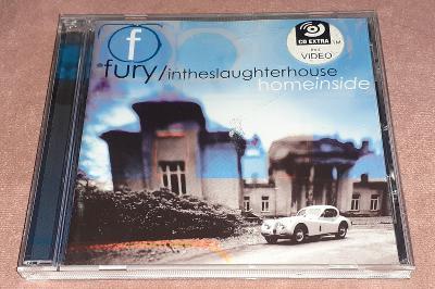 CD - Fury In The Slaughterhouse - Home Inside (2000) (Stav-NM)