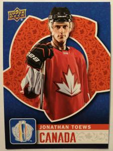 Jonathan Toews - CANADA