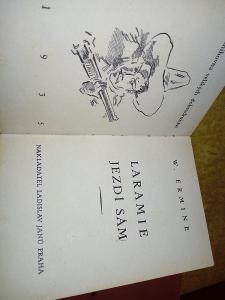 Laramie jezdí sám,W.Ermine,1935.