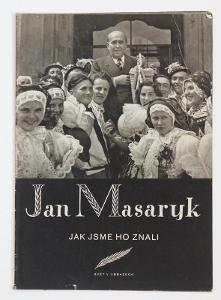 Jan Masaryk Jak jsme ho znali, 1948