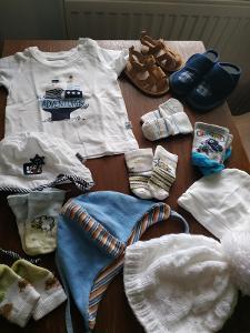 Chlapecké oblečení 0-3 měsíce