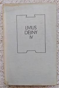 Dějiny IV (Livius) - Antická knihovna sv. 21