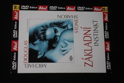 DVD - Základní Instinkt    (o2)