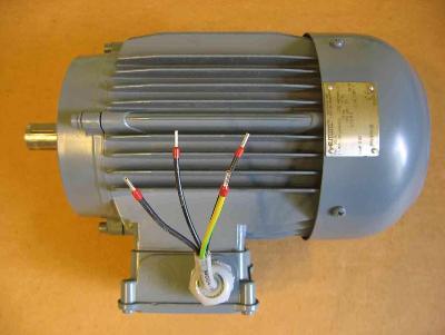 Asynchronní motor EMOD přírubový 1,5 kW, 1410 ot., 90L-4