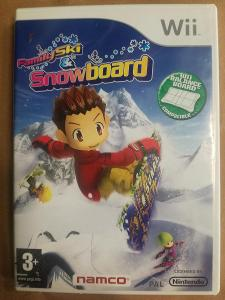 Family Ski & Snowboard (Wii)