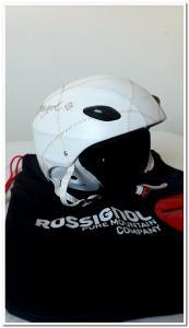 Dámská helma Rossignol Toxic Fashion Diva White