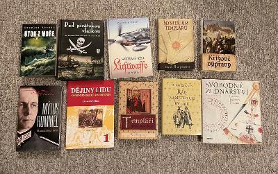 10 knih o historii