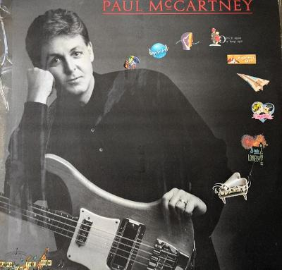 2 LP PAUL McCARTNEY - BAND ON THE RUN