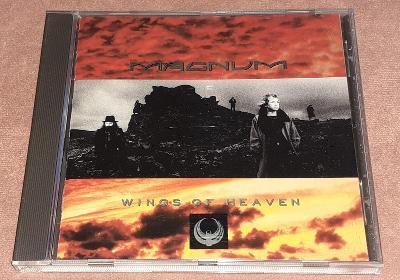 CD - Magnum - Wings Of Heaven (1988) (Stav-NM)