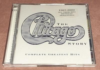 CD - Chicago - The Chicago Story: Complete Greatest Hits (2CD) (2002)