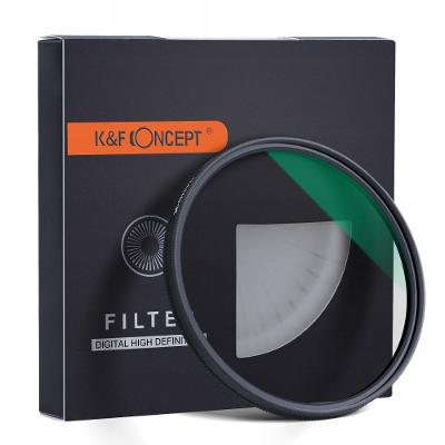 Polarizační FILTR CPL K&F NANO-X MRC 72mm / KF01.1223
