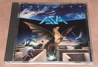 CD - Asia - Then & Now (1990) / (Stav-Mint)