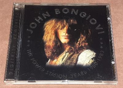 CD-John Bongiovi - The Power Station Years 1980-1983 (1999)/ (Stav-NM)