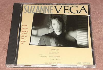 CD - Suzanne Vega (1985)