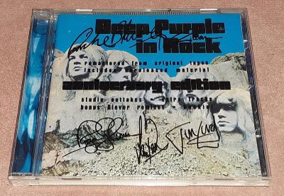 CD - Deep Purple - Deep Purple In Rock (1995) / (Stav-NM)