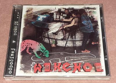 CD - Alkehol - Odpočívej v pokoji (1996)