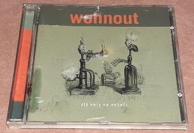CD - Wohnout - Zlý Noty Na Večeři (2000)